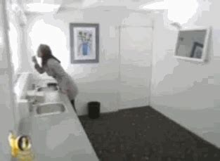 Funny April Fools Day Pranks 11 Pics 12 Gifs Bathroom Mirror Prank