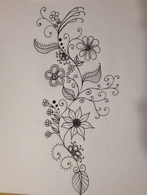 doodle lifestyle vine 1435 best images about zentangle on