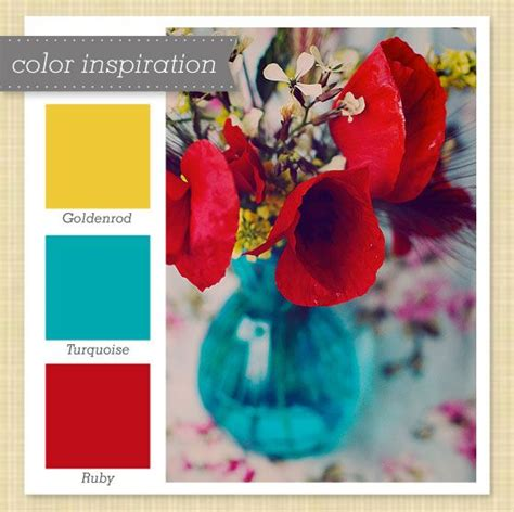 color inspiration 1000 ideas about red turquoise on pinterest turquoise