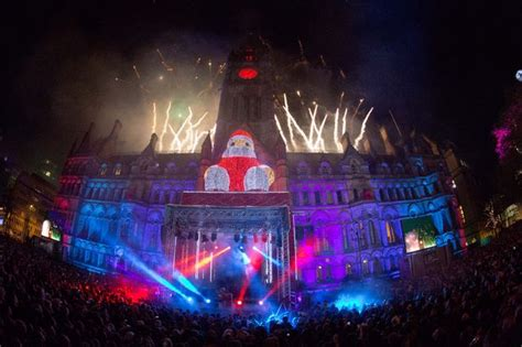 christmas lights switch on greater manchester 2014 find
