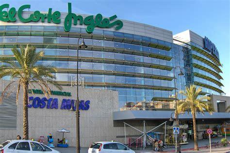 corte ingl s malaga die beste einkaufszentren in malaga und an der costa del sol