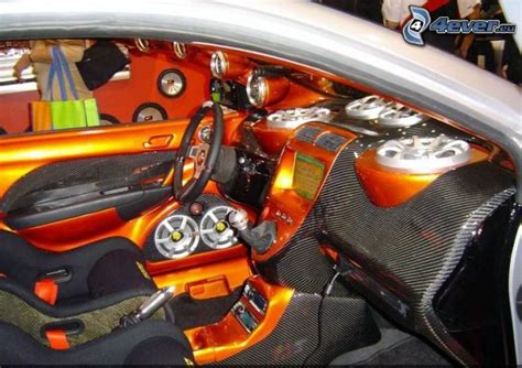 Auto Tuning Innenausstattung by Interior