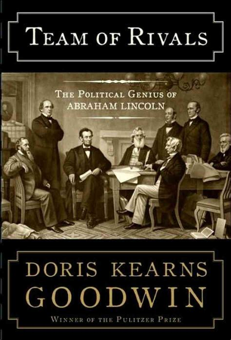abraham lincoln political biography team of rivals lincoln s political prowess npr