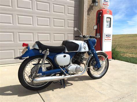 Motorrad 125 Vintage by 1961 Honda Super Sport Benly Cb92 125cc W 4 Speed