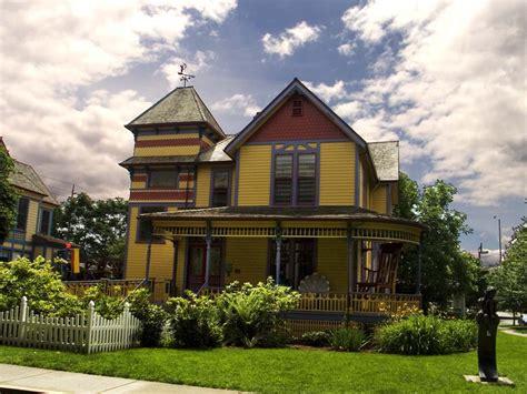 Gilbert House by A C Gilbert House Salem Or Arthur Taussig