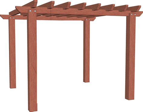 pergola kits wood composite wood pergola kits sgc synthetic grass
