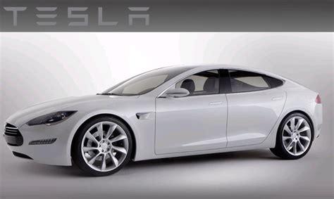 News Tesla Motors Tesla Model S Photo Specifications Acceleration