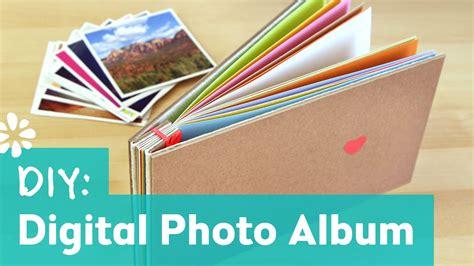 How To Make Photo Album With Paper - diy instagram photo album sea lemon oh digital