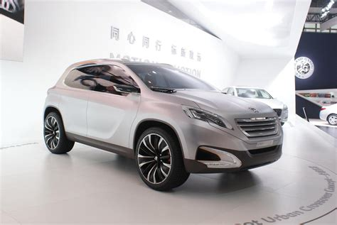 peugeot 2008 crossover peugeot urban crossover concept as 2008 ps garage