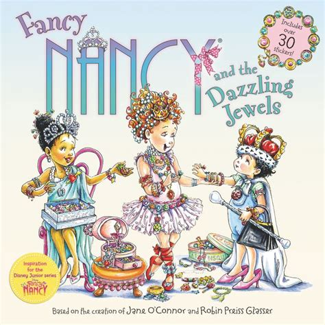 fancy nancy the dazzling book report fancy nancy and the dazzling jewels o connor