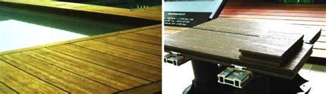 pavimento rialzato in legno pavimenti in legno per esterni