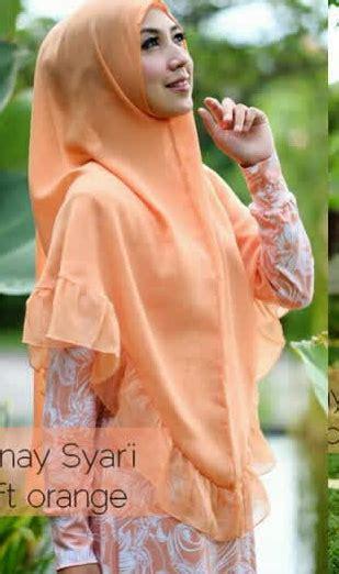 Jilbab Syar I Arab model syar i modern