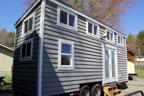 tiny house companies brevard tiny house company s new build the chickadee