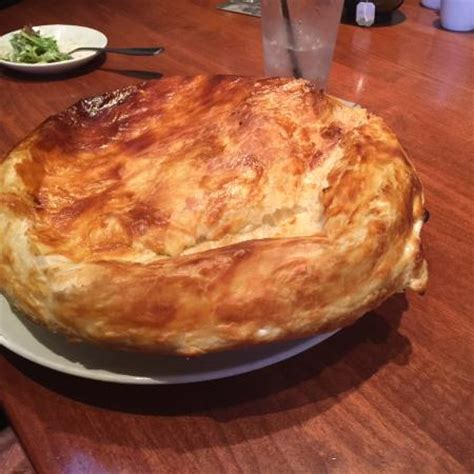 yard house temecula turkey pot pie with carrots leeks celery this is huge picture of yard house