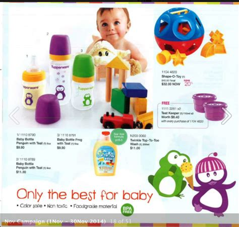 Cool Tupperware By Tupp Chan tupperware singapore catalogue november 2014 buy