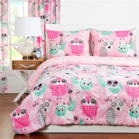 zipper comforters quot night owl quot zipper comforter with sham bunk bed bedding