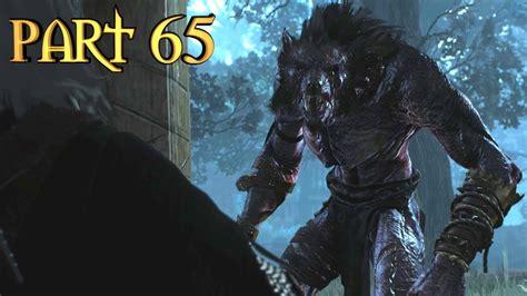 wild hunt witcher 3 werewolf creepy werewolf encounter the witcher 3 wild hunt