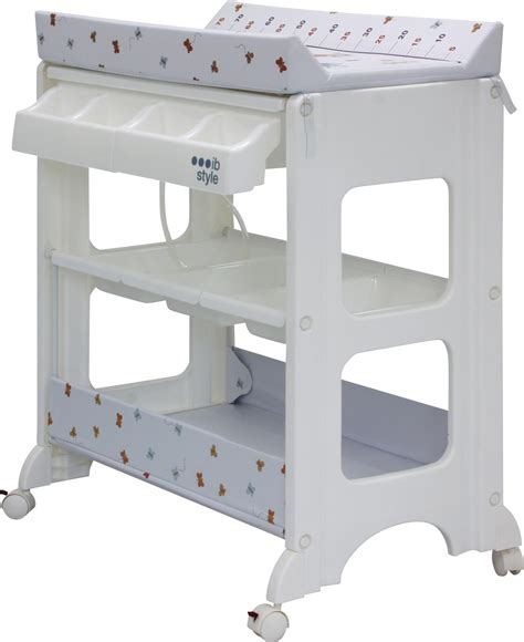 Portable Changing Table For Baby Changing Unit Table Bath Portable Changer Dresser Mat Baby Cleaning Ebay