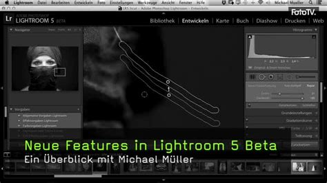lightroom tutorial maike jarsetz video neue features in lightroom 5 beta