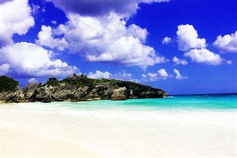 bermuda pink sand beaches  rum swizzles walking