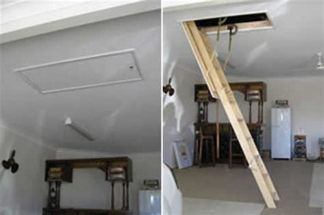 Ceiling Access Ladder by Ceiling Access Ladders 171 Ceiling Systems