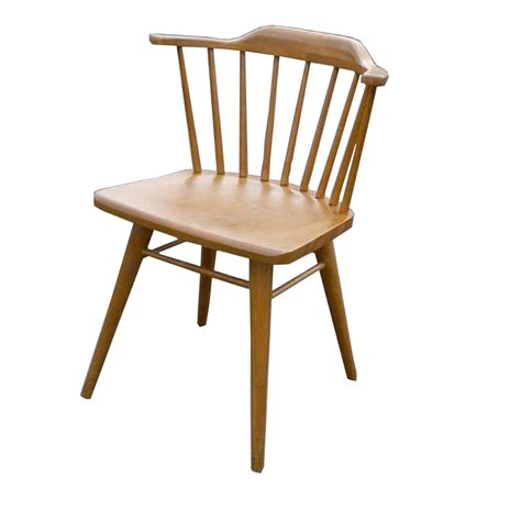 Conant Chair by 6 Russel Wright Conant Modernmates Birch Chairs Ebay