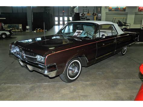 1965 chrysler 300l 1965 chrysler 300l platinum database sports car market