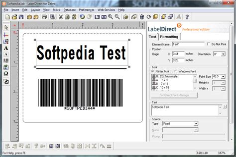 LabelDirect for Zebra Download