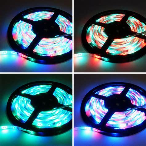 5m rgb led lights 5m 300 led rgb light 5050 waterproof 3528 smd
