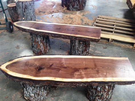 Tree Furniture by We Recycle Trees Into Furniture Preservation