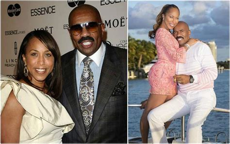 Jason Harvey Marjorie Elaine Harvey Also Search For Comedian And Motivational Powerhouse Steve Harvey And His