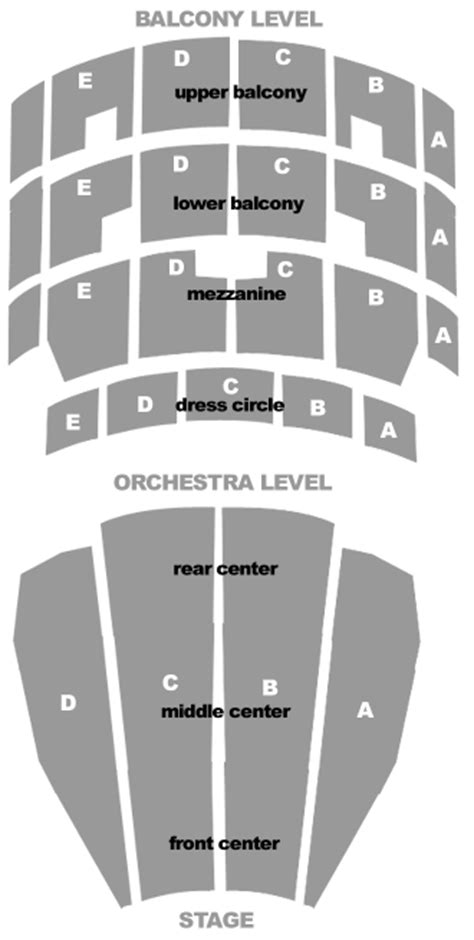 schnitzer concert seating chart arlene schnitzer concert seating accessibility