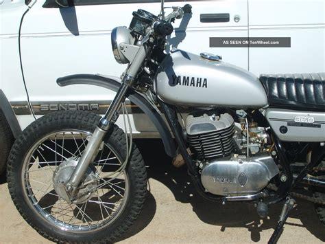 Harley Davidson Toaster 1972 Yamaha 360 Enduro Rt1 Title Vintage