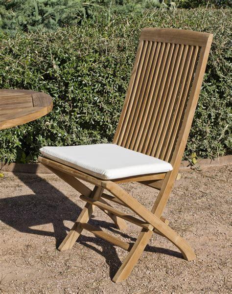 sillas teka jardin silla madera teka seroni de hevea 171 terraza jard 237 n madera