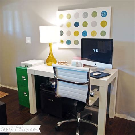 Diy Parsons Desk Diy Parsons Style Console Desk Cohesive Diy Parsons Desk