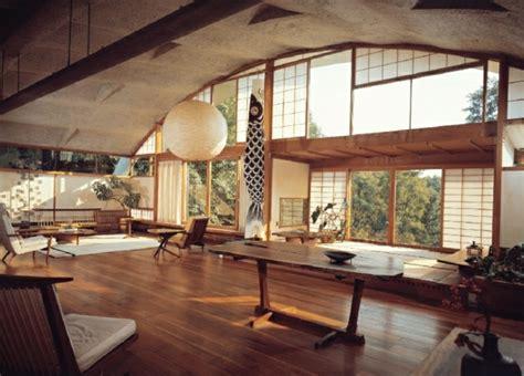 wohnzimmer japanisch einrichten einrichtungsideen im japanischen stil zen ambiente kreieren