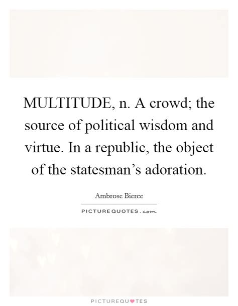 the republic of virtue how we tried to ban corruption failed and what we can do about it books multitude n a crowd the source of political wisdom and