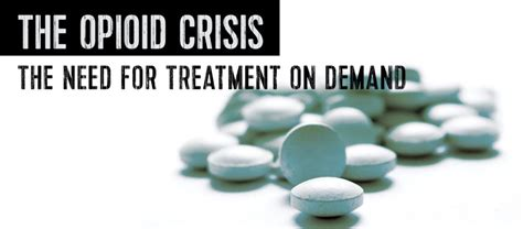 Opiod Detox Okc by The Need For Treatment On Demand Vancouver Department
