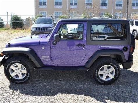 jeep purple 2017 2017 jeep wrangler sport for sale asheville nc 3 6l v6