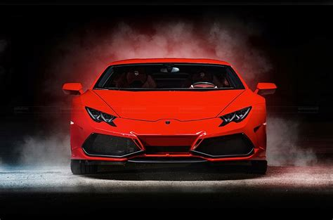 Lamborghini Corporate Lamborghini Huracan Tuned By Ares Design A Company
