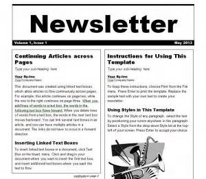 sales newsletter templates sales and marketing sales and marketing plan