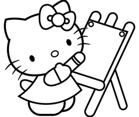 Coloring Pages Hello Kitty Dr Odd Coloring Pages Hello
