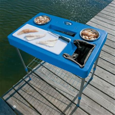 cabela s fish cleaning table bgftrst fillet station table cabela s