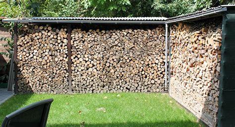 Sichtschutz Mit Brennholz by Zaunbau Aus Gabionen Metallund Holz Bethke Garten Und