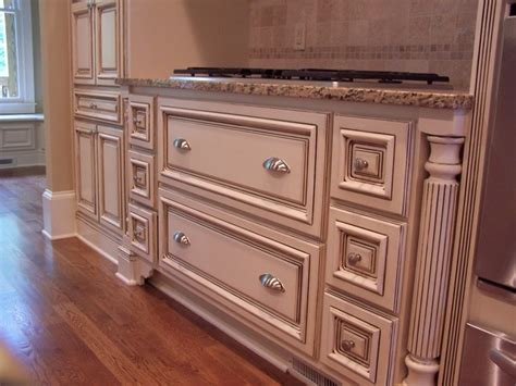 Kitchen Cabinets Glazed | glazed kitchen cabinets atlanta modern kitchen