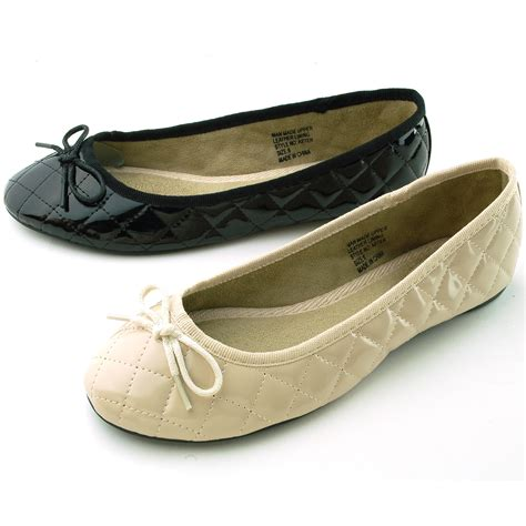 shoes flats alpine swiss aster womens comfort ballet flats faux patent