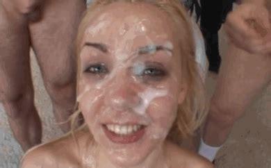 Porn For Fun Tremendous Facial For Annette Schwarz