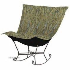 puff chair rocker replacement covers chicago textile puff rocker