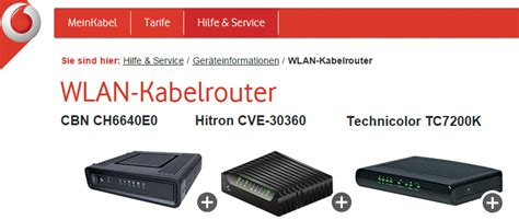 Router Kabel gef 228 hrliche l 252 cken in kabel routern vodafone kabel