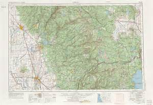 topo map california chico topographic maps ca usgs topo 39120a1 at 1